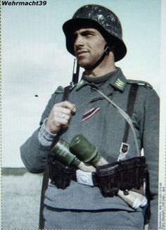 Luftwaffe Field Division Soldier