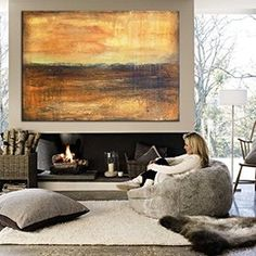 Abstract Paintings By Professional Artists Abstract Canvas Art, Abstract Paintings, Contemporary Artwork, Texture Painting, Large Art, Home Improvement, Interior Decorating, Artists, The Originals