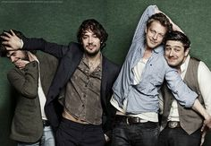 "Bahaha! marcus mumford on band nicknames-""Ted is universally known as T. Bear,"" [Mumford] says, agreeing with me that given the radio incident, that should be spelt ""T. Bare"". ""Ben is known as Benji and I'm known as things like Fat Boy, You Fat Bastard, Fatty Fatso, Whale Boy, Blubber Man, Do You Want Some Mayonnaise With Your Rolls."""
