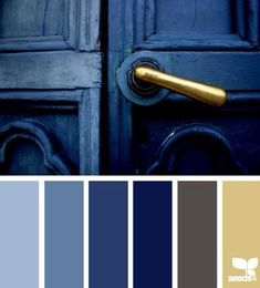 Blue color palette for bedroom palettes design seeds dark navy colour scheme website best . color palette with red and navy Bleu Pantone, Pantone Azul, Blue Colour Palette, Blue Color Schemes, Color Combos, Navy Color, Dark Blue Color, Dark Navy, Color Concept