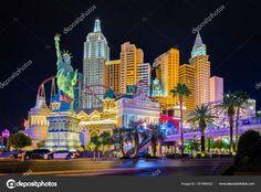 Las Vegas Skyline Illuminated Night Nevada Usa Classic Panoramic View Colorful Downtown Las Vegas World Famous Strip 111028223 Las Vegas World, Las Vegas City, Skyline Image, Vegas Skyline, Las Vegas Photos, Nevada Usa, City Lights, Stock Photos, Photography