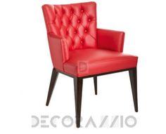 #red #interior #design  стул с подлокотниками Selva Philipp Selva Home, S188