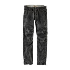 RaceRed Jeans Bobber