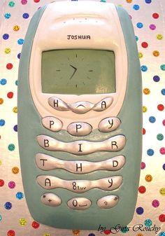 Phone nokia unusual cake design cool