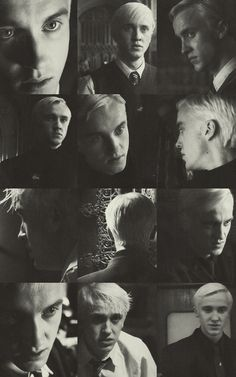 Draco Malfoy is definitely one of my favorite characters. He could have been great, but he was born into the wrong family.