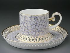 Herend cup & saucer
