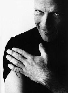 Bruce Willis.  Yippee-ki-yay