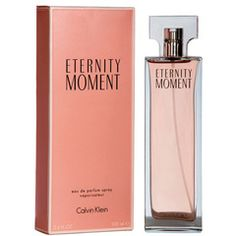 Get the most amazing deal at the home of Designer Fragrances, Luxury Perfume, for Eternity Moment by Calvin Klein. Free U.S Shipping on all orders over $59.00.
