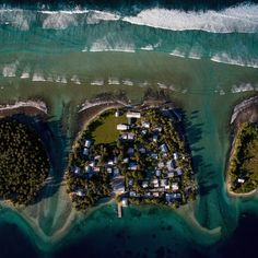 The Marshall Islands Are Disappearing... Most of the Marshall Islands rise less than six feet above sea level. For the residents, the destructive power of the rising seas is already an inescapable part of daily life. ... #Climate #ClimateChange #Enviroment