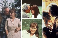 The bridges of Madison County with Meryl Streep and Clint Eastwood, THE BEST