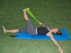 piriformis muscle stretch