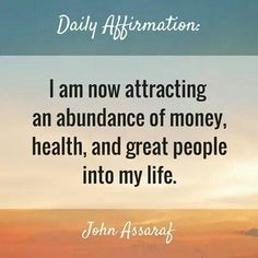 Law Of Attraction Manifestation Miracle - Law of Attraction Money Money Affirmations / Affirmations / Law of Attraction / Financial Abundance / Financial Freedom / Manifesting Wealth Saved by: Erin Dickson www. The Astoni Wealth Affirmations, Morning Affirmations, Affirmations For Money, Motivational Affirmations, Affirmation Quotes, Manifestation Law Of Attraction, Law Of Attraction Affirmations, Secret Law Of Attraction, Law Of Attraction Quotes