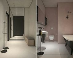 Bathroom Design / by KDVA Architects #interiordesign #architecture #design #designer #home #inspiration #designinterior www.decocasadesign.ro
