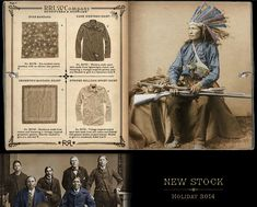 Ralph Lauren has removed an ad campaign featuring historic pictures of ...