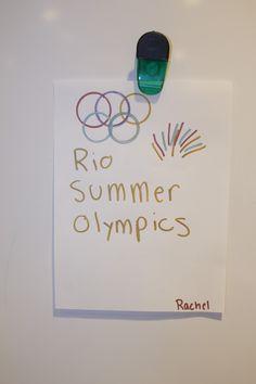 Rio Summer Olympics by Rachel