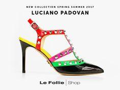 Scarpa con tacco Luciano Padovan