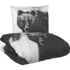 Gorgeous Finnish wild animals decorate the Fauna products designed by Lasse Kovanen. Karhu (Bear) duvet cover is cm in size and the pillow case is cm. Winter Cabin, Animal Decor, Backrest Pillow, Duvet Cover Sets, Light Colors, Pillow Cases, Throw Pillows, Design, Mountain