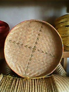 this is a nyiru, 100% from bamboo material