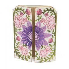 Flower Vine Gatefold Card - Scrapbook.com