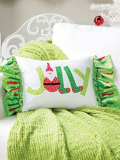 Christmas All Through the House pillows to make start quilting for Christmas with these 21 patterns