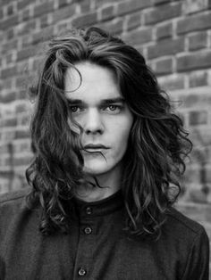 Latest Men with Long Hair