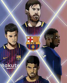 Football Is Life, Football Art, World Football, Barcelona Players, Barcelona Soccer, Soccer Memes, Football Memes, Soccer Drawing, Messi Tattoo