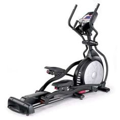The Sole E35 Elliptical Trainer Review - Reflex step elliptical