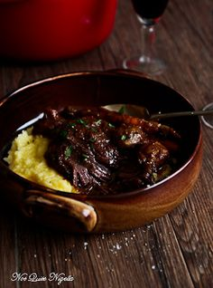 Luscious Daube Beef Cheeks in the Slow Cooker - Yum Goggle Crock Pot Recipes, Meat Recipes, Slow Cooker Recipes, Cooking Recipes, Lamb Recipes, Slow Cooking, Slow Cooked Beef Cheeks, Beef Cheeks Recipe Slow Cooker, Sushi