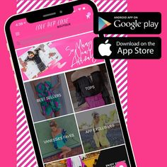You know what rhymes with Friday? Shopping! 😉 Download our app from either the App Store or Google Play, and you'll get 25% off your first purchase! Click the link in our bio to download! ❤️ What Rhymes, Luxe Boutique, Cool Store, App Store, Android Apps, Google Play, Best Sellers, Love Her, Friday