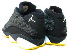 "Air Jordan XIII ""Black/Maize"""