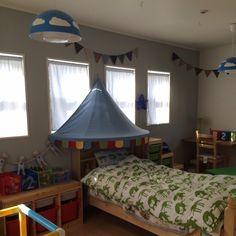 子供部屋 /照明…などのインテリア実例 - 2014-04-01 17:51:16 | RoomClip(ルームクリップ)