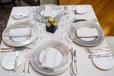 Castle Spa Tarrytown table setting