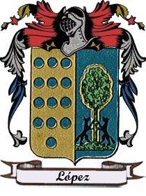 Castresana de Losa - El Apellido López: escudo y significado