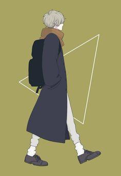 Credits to the artist. Manga Anime, Anime Art, Anime Boys, Anime Style, Boy Illustration, Illustrations, Character Inspiration, Character Art, Ken Tokyo Ghoul