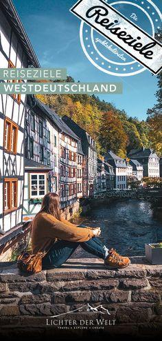 20 spektakuläre Reiseziele in Westdeutschland, die du unbedingt gesehen haben musst!