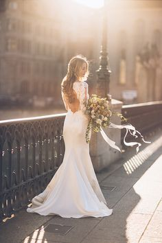 dreamy Zurich bridal shoot | PNM Photography | Glamour & Grace