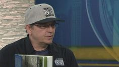 In town for Comic-Con, the co-creator of one of the most creative comic franchisesstopped by the News 8 studio to inspire comic lovers to turn their passion into a career.