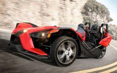 2015 Polaris Slingshot 3 Wheel Motorcycle — urdesignmag
