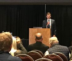 Kickoff: MN Deed Commissioner / Steve Groves 04/27/19 - IoT Fuse Conference.  Minneapolis Convention Center.   Speaker tracks, Workshops, Venders, IoT Experts, and businesses gather to discuss the future of IoT (Internet of Things)