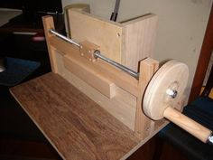 Box Joint Jig for Table Saw
