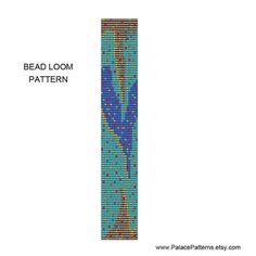 Confetti Loom Weaving Bracelet Pattern  Bead Loom Bracelet
