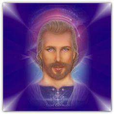 saint germain - e a transmutação