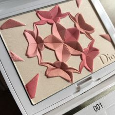 #Dior snow bloom 9028 yen