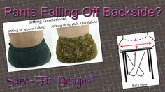 Tutorial: Pants Pull Down my Backside – Why?