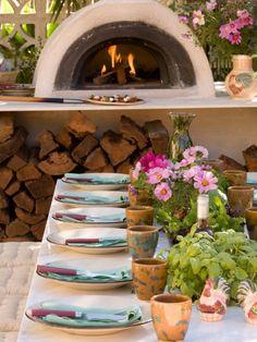 Italian dining....