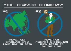 The Classic Blunders T-Shirt | SnorgTees