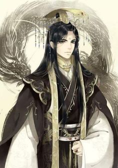 Boy with black hair 14 Chinese Drawings, Fantasy Art Men, China Art, Creative Pictures, Boy Art, Anime Art Girl, Japanese Art, Character Art, Fanart