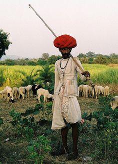 Nomadic Tribal Group near Udaipur