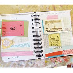 Sketchbook Layout and Inspiration by Sarah Ahearn Bellemare