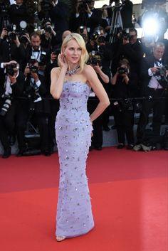 Naomi Watts in Armani Privé at the 2016 Cannes Film Festival